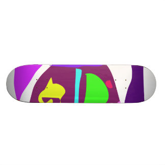 Easy Relax Space Organic Bliss Meditation9 Skateboard