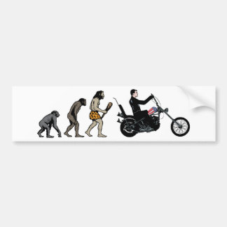 Easy Rider Bumper Sticker