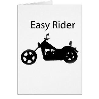Easy rider card