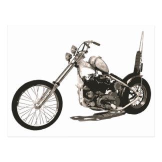 Easy Rider Motorcycle - Hollywood Chopper Card