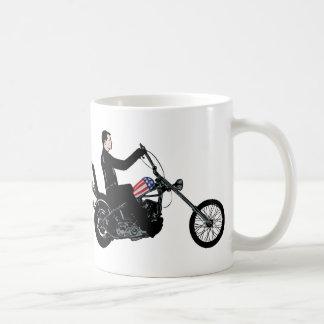 Easy Rider Classic White Coffee Mug