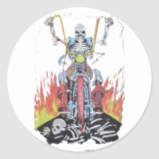 Easy Rider Sticker