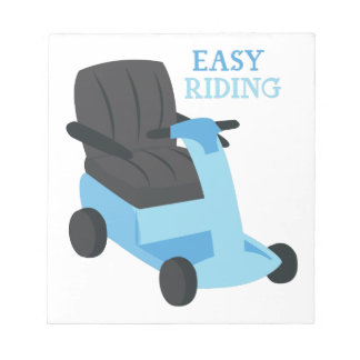 Easy Riding Notepad