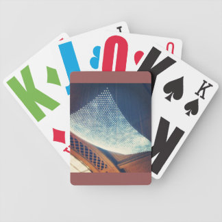 EASY SEEING PLAYING CARD STYLE: WALL ART