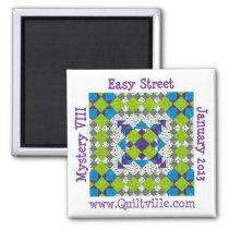 Easy Street Magnet