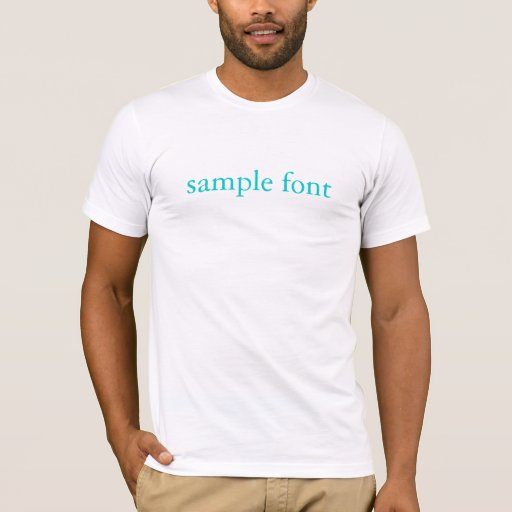 Easy Template T-Shirt