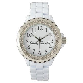 Easy to Read Women's Wrist Watch