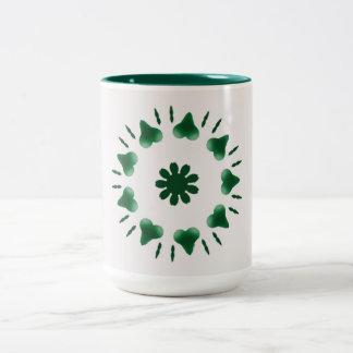 Easy to use Two-Tone coffee mug