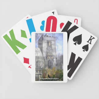 Easy Vision Playing Cards by SonyaMoikeenahArt
