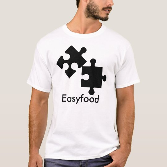 Easyfood Puzzle T-Shirt