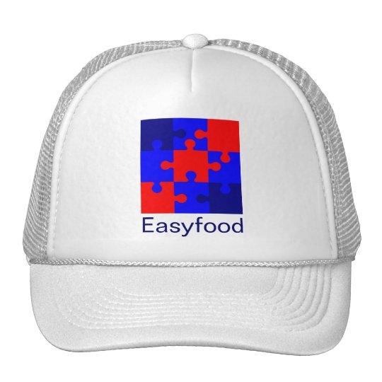 Easyfood Puzzle Trucker Hat