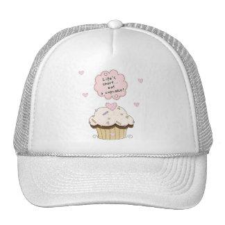 Eat A Cupcake Hats