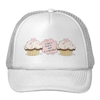 Eat A Cupcake Mesh Hat