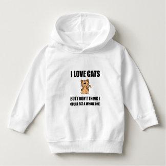 Eat A Whole Cat Tee Shirt