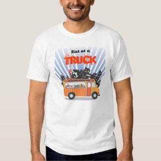 Eat at a truck, Food Truck t-shirt