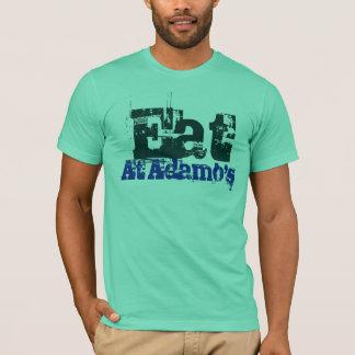 Eat At Adamo's Tee Shirt