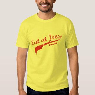 Eat at Joe's - I'm Joe Tee Shirt