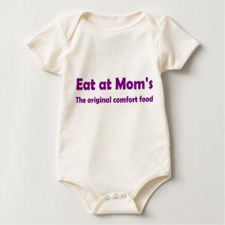 Eat at Mom's Baby Bodysuit