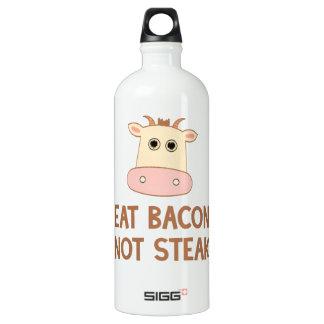 Eat Bacon Not Steak SIGG Traveler 1.0L Water Bottle