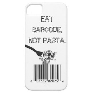 EAT BARCODE and NOT PASTA.★ Funny iPhone Case:) iPhone 5 Cover