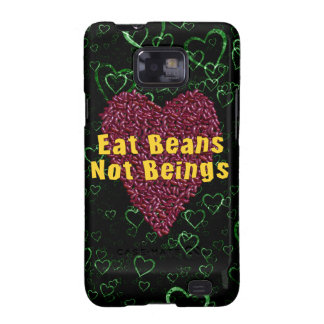 Eat Beans Not Beings Samsung Galaxy S Covers