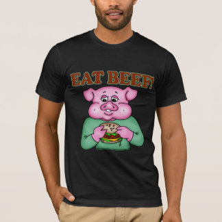 Eat Beef Funny T-shirts Gifts