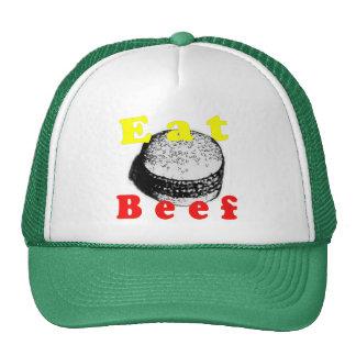 Eat Beef Trucker Hat