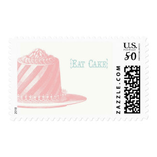 Eat Cake Birthday Postage