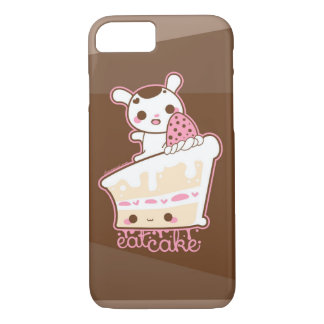 Eat Cake Phone Cake iPhone 7 Case