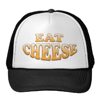 Eat Cheese Trucker Hat