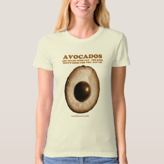 Eat Different: Eat Avocados T-Shirt