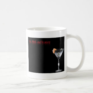 Eat Drink and be Scary Coffee Mug