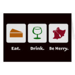 Eat. Drink. Be Merry. Cards