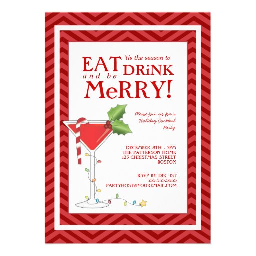 Eat Drink And Be Married Wedding Invitations with perfect invitations sample