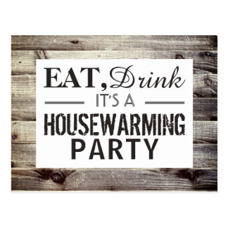 Housewarming postcards zazzle What is house warming