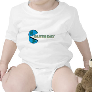Eat Earth Day Rompers