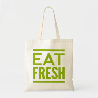 Eat Fresh Tote Bag