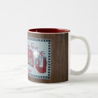 Eat & Get Gas Rest Stop Mugs
