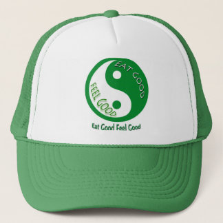 Eat Good Feel Good Diet and Weight Loss Trucker Hat