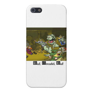 Eat, Grendel, Eat Cover For iPhone 5