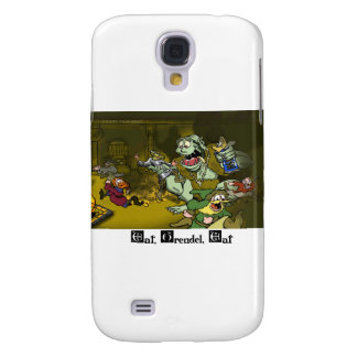 Eat, Grendel, Eat Samsung Galaxy S4 Covers