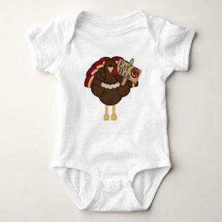 Eat Ham Not Turkey Baby Bodysuit