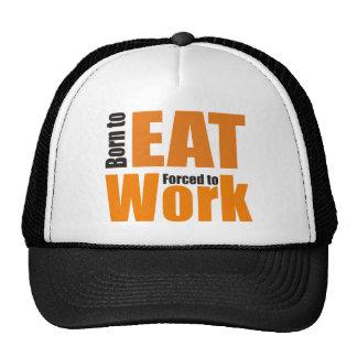 eat mesh hats
