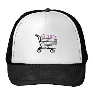 Eat Healthy Trucker Hats