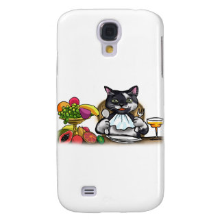 Eat Healthy Meals Galaxy S4 Cases
