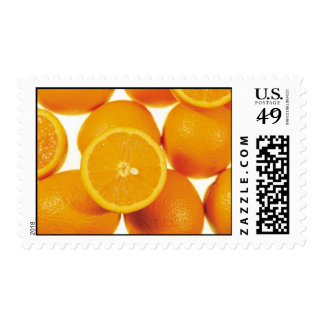 Eat Healthy Postage Stamps