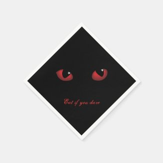 Eat if you Dare Red Eyes
