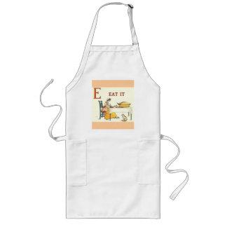 Eat it long apron