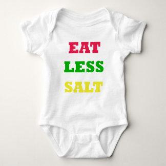 how to eat less salt