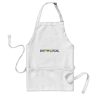 Eat Local Aprons
